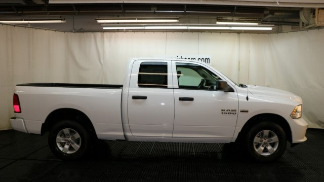 2018 Ram 1500 Quad Cab 4x4, Pickup #D7096 - photo 3