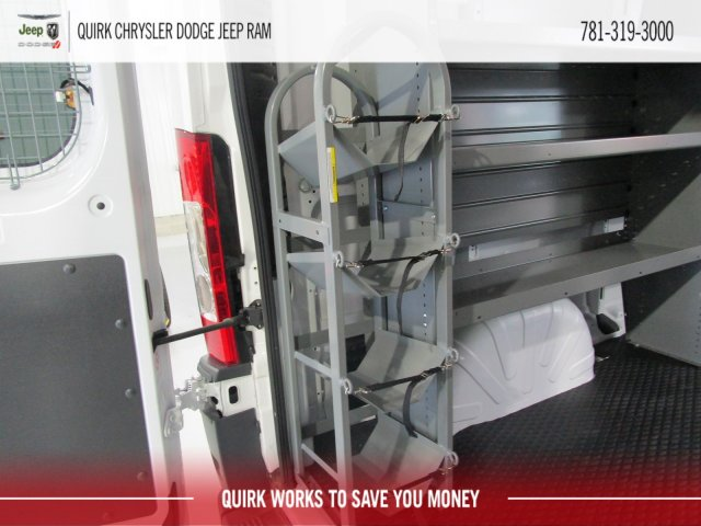 2018 ProMaster 2500 High Roof FWD,  Adrian Steel Upfitted Cargo Van #D7132 - photo 19