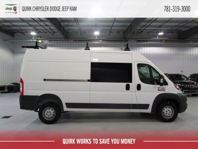 2018 ProMaster 2500 High Roof FWD,  Adrian Steel Upfitted Cargo Van #D7132 - photo 4