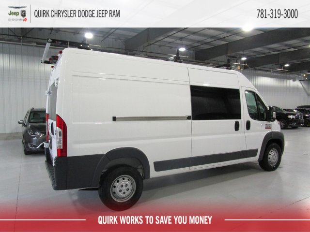 2018 ProMaster 2500 High Roof FWD,  Adrian Steel Upfitted Cargo Van #D7132 - photo 5