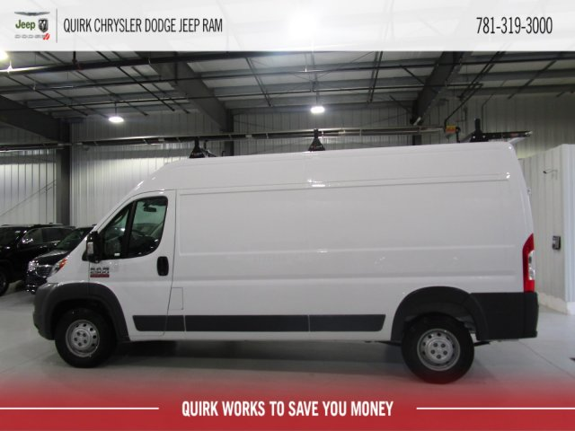 2018 ProMaster 2500 High Roof FWD,  Adrian Steel Upfitted Cargo Van #D7132 - photo 7