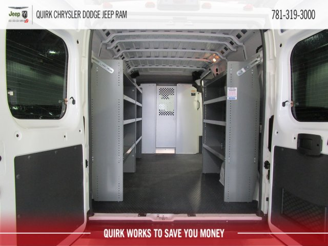 2018 ProMaster 2500 High Roof FWD,  Adrian Steel Upfitted Cargo Van #D7132 - photo 2