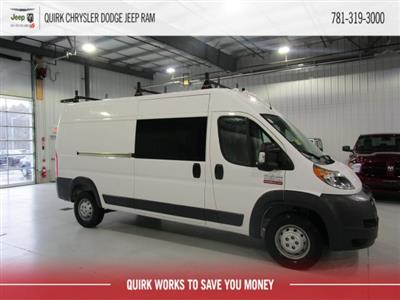 2018 ProMaster 2500 High Roof FWD,  Adrian Steel Upfitted Cargo Van #D7132 - photo 1