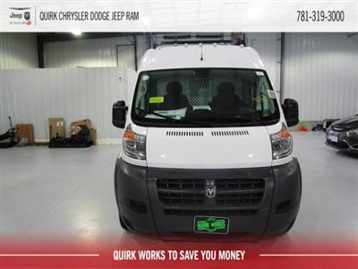 2018 ProMaster 2500 High Roof FWD,  Adrian Steel Upfitted Cargo Van #D7132 - photo 3