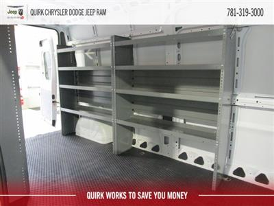 2018 ProMaster 2500 High Roof FWD,  Adrian Steel Upfitted Cargo Van #D7132 - photo 10