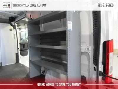2018 ProMaster 2500 High Roof FWD,  Adrian Steel Upfitted Cargo Van #D7132 - photo 11