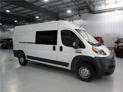 2018 ProMaster 2500 High Roof, Upfitted Van #D7134 - photo 1