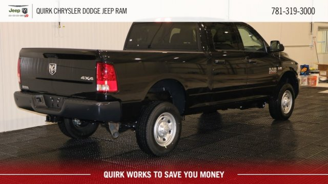 2018 Ram 2500 Crew Cab 4x4,  Pickup #D7150 - photo 2