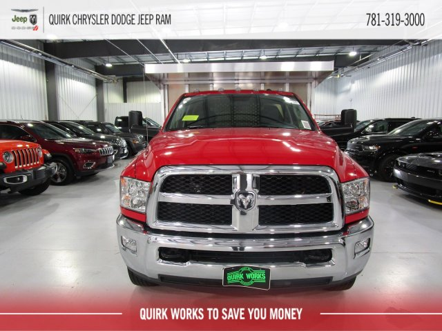 2018 Ram 3500 Regular Cab DRW 4x4,  Duramag Landscape Dump #D7163 - photo 5