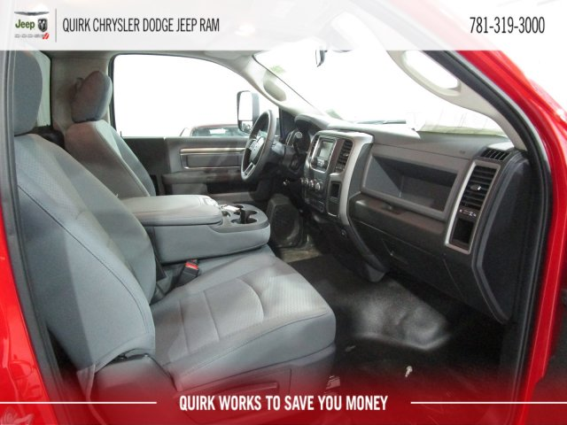 2018 Ram 3500 Regular Cab DRW 4x4,  Duramag Landscape Dump #D7163 - photo 10