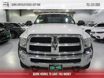 2018 Ram 4500 Regular Cab DRW 4x4 Cab Chassis #D7190 - photo 3