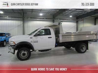 2018 Ram 4500 Regular Cab DRW 4x4 Cab Chassis #D7190 - photo 6