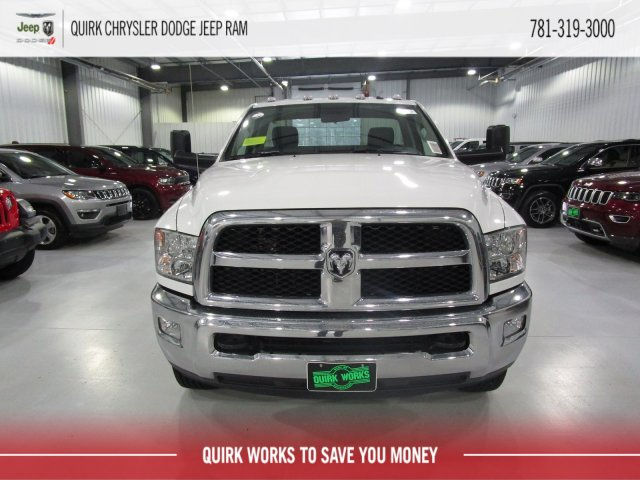 2018 Ram 3500 Regular Cab DRW 4x4,  Duramag Service Body #D7192 - photo 5