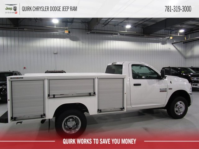 2018 Ram 3500 Regular Cab DRW 4x4,  Duramag Service Body #D7192 - photo 2