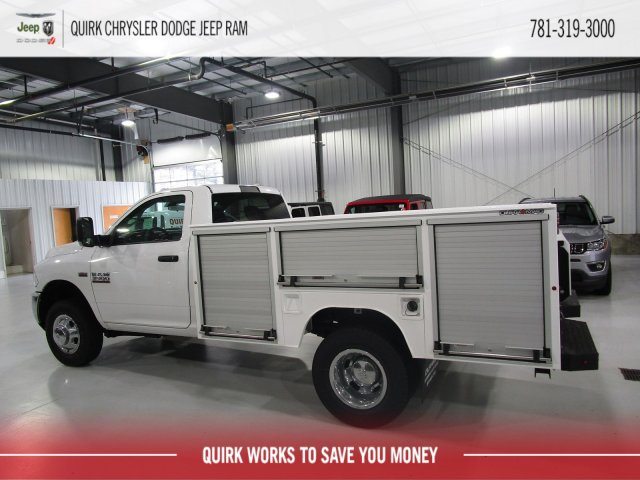 2018 Ram 3500 Regular Cab DRW 4x4,  Duramag Service Body #D7192 - photo 4