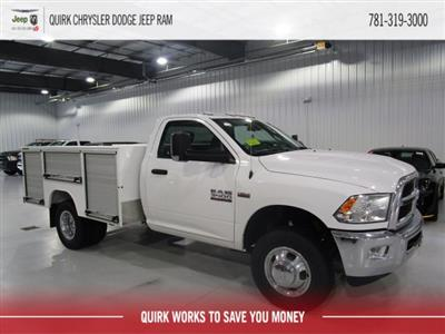 2018 Ram 3500 Regular Cab DRW 4x4,  Duramag R Series Service Body #D7192 - photo 1