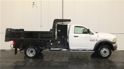 2017 Ram 5500 Regular Cab DRW 4x4, Dump Body #D7314 - photo 3
