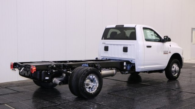 2018 Ram 3500 Regular Cab DRW 4x4, Cab Chassis #D7318 - photo 2
