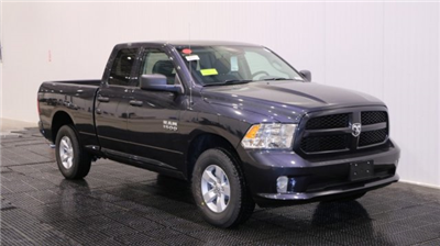 2018 Ram 1500 Quad Cab 4x4, Pickup #D7345 - photo 1