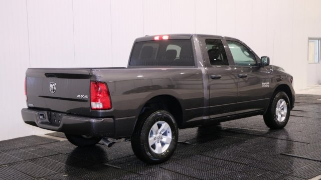 2018 Ram 1500 Quad Cab 4x4, Pickup #D7351 - photo 2