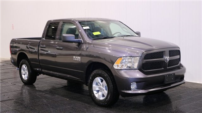 2018 Ram 1500 Quad Cab 4x4, Pickup #D7351 - photo 1