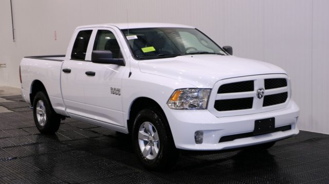 2018 Ram 1500 Quad Cab 4x4, Pickup #D7352 - photo 1
