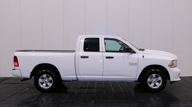 2018 Ram 1500 Quad Cab 4x4, Pickup #D7352 - photo 3