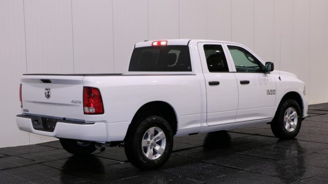2018 Ram 1500 Quad Cab 4x4, Pickup #D7352 - photo 2