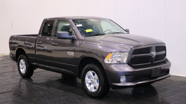 2018 Ram 1500 Quad Cab 4x4, Pickup #D7356 - photo 1