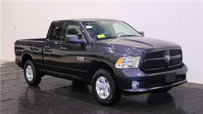 2018 Ram 1500 Quad Cab 4x4, Pickup #D7358 - photo 1