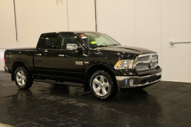 2018 Ram 1500 Crew Cab 4x4, Pickup #D7364 - photo 1