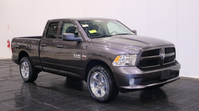 2018 Ram 1500 Quad Cab 4x4, Pickup #D7418 - photo 1