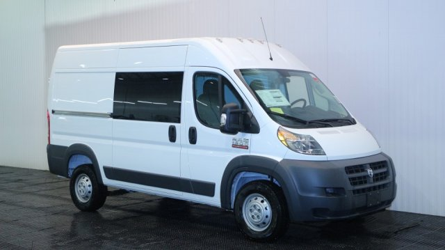 2018 ProMaster 1500 High Roof 4x2,  Empty Cargo Van #D7437 - photo 1