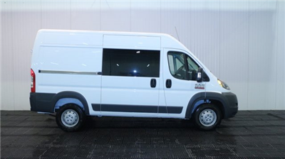 2018 ProMaster 1500 High Roof 4x2,  Empty Cargo Van #D7437 - photo 3