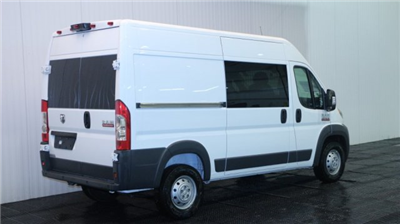 2018 ProMaster 1500 High Roof 4x2,  Empty Cargo Van #D7437 - photo 4