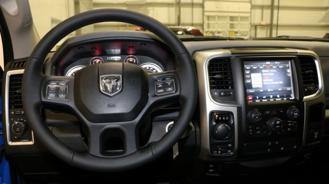 2018 Ram 1500 Crew Cab 4x4,  Pickup #D7445 - photo 8