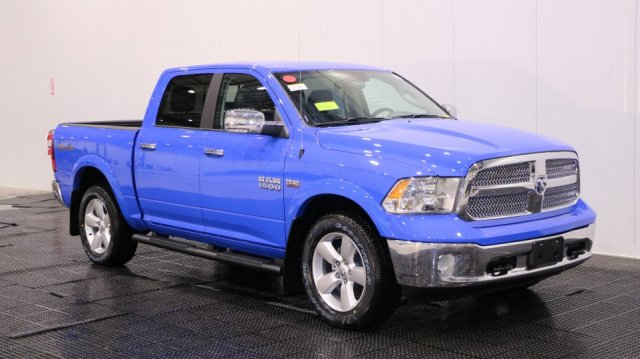 2018 Ram 1500 Crew Cab 4x4,  Pickup #D7445 - photo 1
