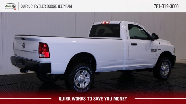 2018 Ram 2500 Regular Cab 4x4,  Pickup #D7478 - photo 2