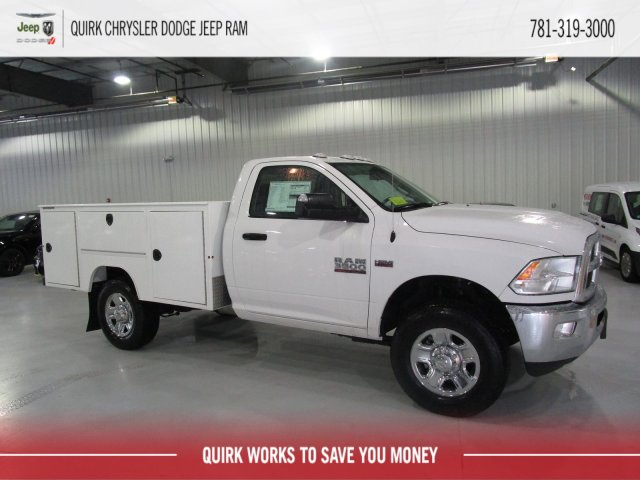 2018 Ram 3500 Regular Cab 4x4,  Service Body #D7480 - photo 1