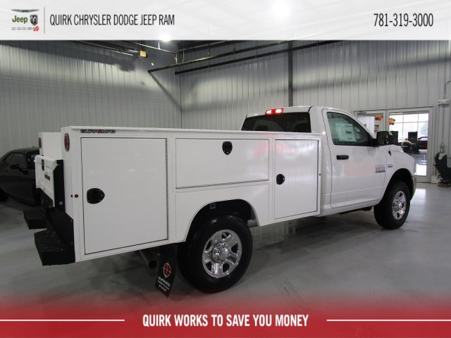 2018 Ram 3500 Regular Cab 4x4,  Service Body #D7480 - photo 2