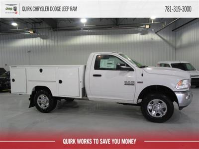 2018 Ram 3500 Regular Cab 4x4,  Service Body #D7480 - photo 3