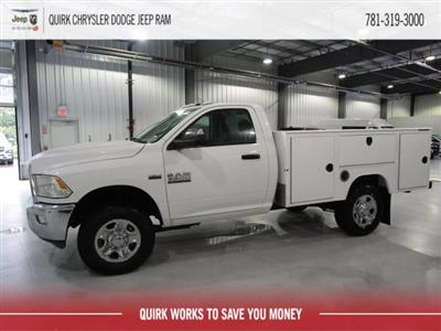 2018 Ram 3500 Regular Cab 4x4,  Service Body #D7480 - photo 6