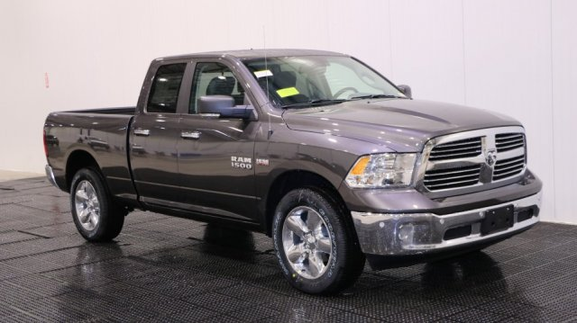 2018 Ram 1500 Quad Cab 4x4,  Pickup #D7572 - photo 1