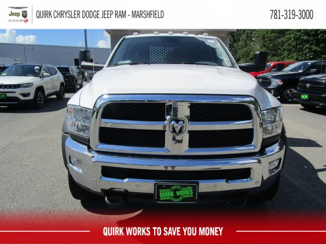 2018 Ram 5500 Regular Cab DRW 4x4,  Duramag Dump Body #D7609 - photo 3