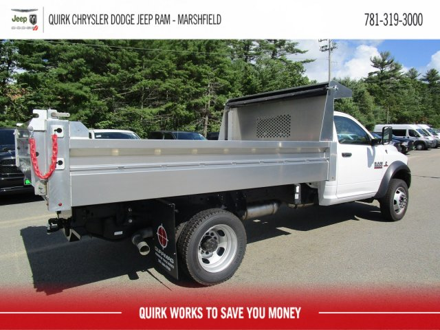 2018 Ram 5500 Regular Cab DRW 4x4,  Duramag Dump Body #D7609 - photo 2