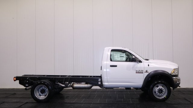 2018 Ram 5500 Regular Cab DRW 4x4,  Cab Chassis #D7609 - photo 3