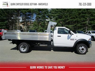 2018 Ram 5500 Regular Cab DRW 4x4,  Dump Body #D7609 - photo 4