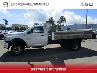 2018 Ram 5500 Regular Cab DRW 4x4,  Dump Body #D7609 - photo 7
