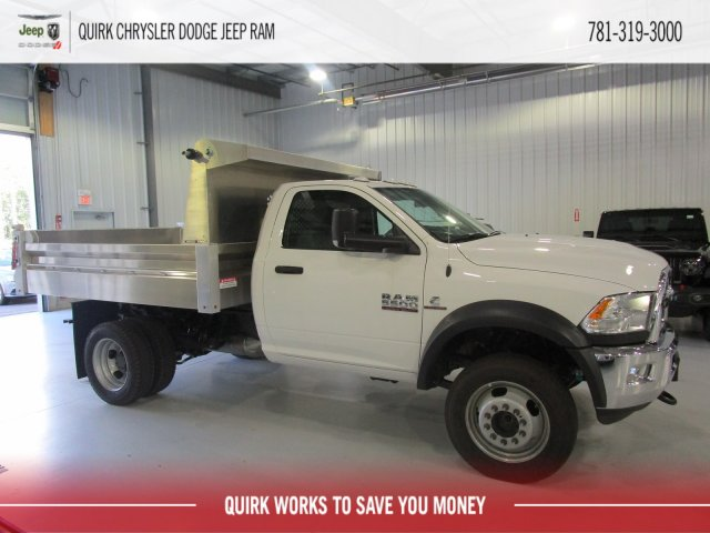 2018 Ram 5500 Regular Cab DRW 4x4,  Cab Chassis #D7629 - photo 1
