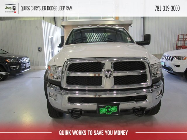 2018 Ram 5500 Regular Cab DRW 4x4,  Cab Chassis #D7629 - photo 3